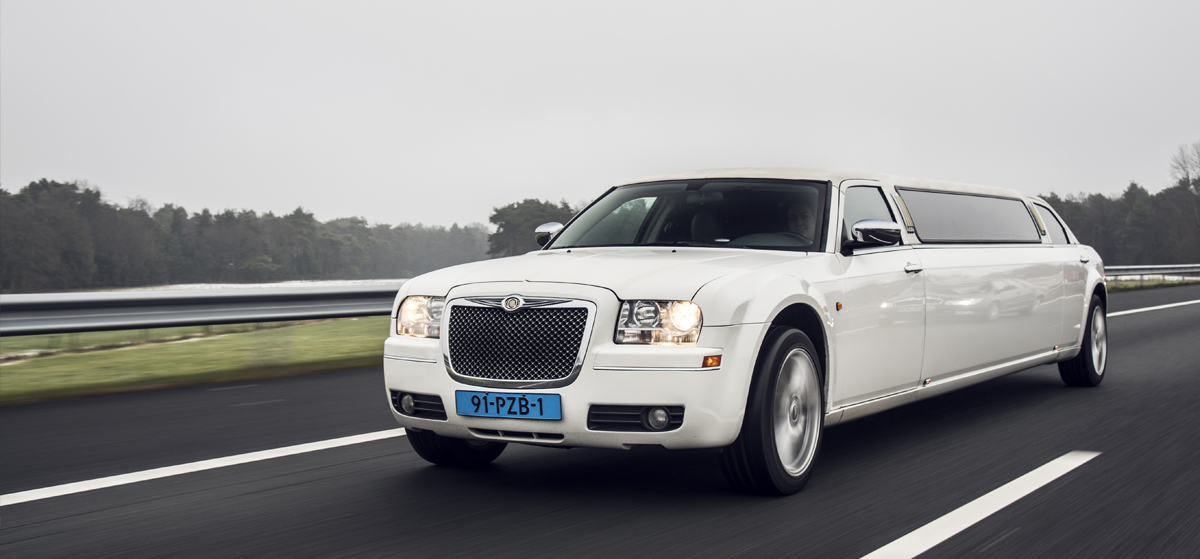 Chrysler 300c (wit)